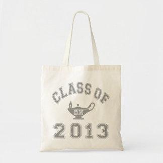 Class Of 2013 RN - Grey 2 Tote Bag