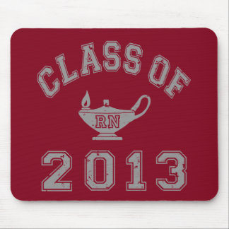 Class Of 2013 RN - Grey Mouse Pad