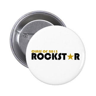 Class of 2013 Rockstar Pin