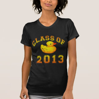 Class Of 2013 Rubber Duckie -Orange T-Shirt
