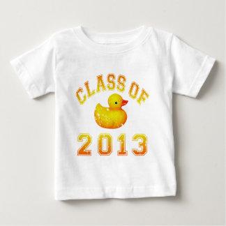 Class Of 2013 Rubber Duckie -Orange Tee Shirt