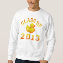 Class Of 2013 Rubber Duckie - Yellow/Orange Sweatshirt