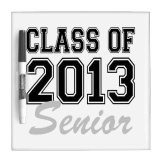 Class of 2013 Senior Dry-Erase Board