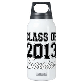 Class of 2013 Senior Insulated Water Bottle