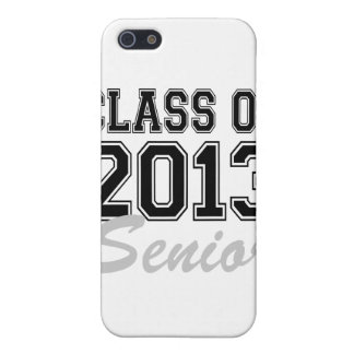Class of 2013 Senior iPhone SE/5/5s Case
