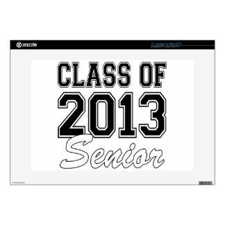 Class of 2013 Senior Laptop Decal