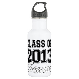 Class of 2013 Senior Stainless Steel Water Bottle