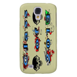 Class of 2013- Skulls  Galaxy S4 Case