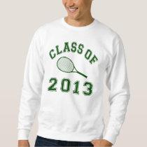 Class Of 2013 Tennis Sweatshirt
