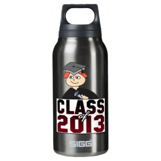 Class of 2013 thermos water bottle