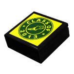 Class Of 2013 Track and Field Keepsake Box