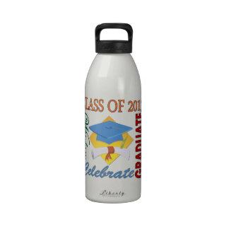 Class of 2013 reusable water bottles