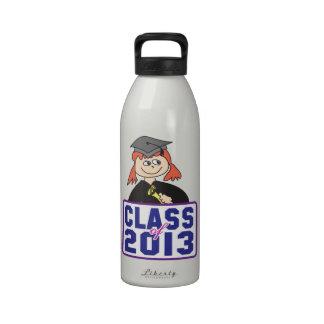 Class of 2013 water bottles