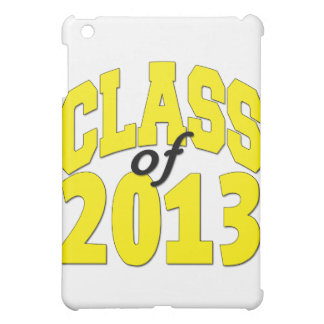 Class of 2013 Yellow iPad Mini Case