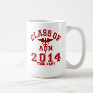 Class Of 2014 ADN Coffee Mug