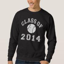 Class Of 2014 Baseball Sweatshirt