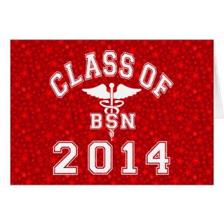 Class Of 2014 BSN Cards