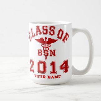 Class Of 2014 BSN Coffee Mug