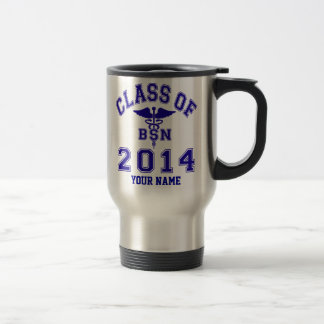Class Of 2014 BSN Coffee Mugs
