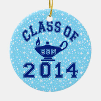 Class Of 2014 BSN Christmas Ornaments