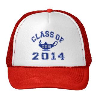 Class Of 2014 BSN Trucker Hat
