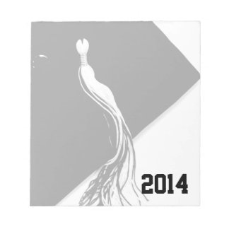 Class of 2014 Cap and Tassel Memo Notepads