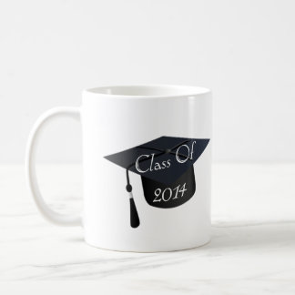 Class Of 2014 Graduation Cap Mug