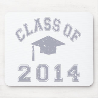 Class Of 2014 Graduation - Grey 2 Mouse Pad