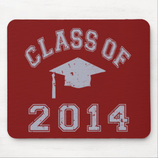 Class Of 2014 Graduation - Grey 2 Mouse Pads