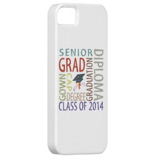 Class of 2014 Graduation iPhone 5 Cover