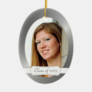 Class of 2014 Graduation Keepsake w/ Your Photo Ceramic Ornament