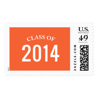 Class of 2014 Graduation Stamps