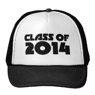 Class of 2014 trucker hats