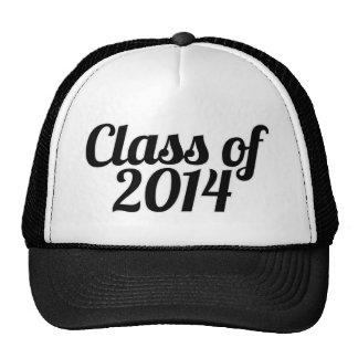 Class of 2014 mesh hat