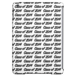 CLASS OF 2014 iPad AIR COVER