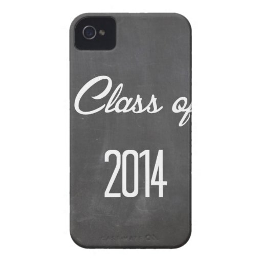 class of 2014 iPhone 4 case
