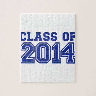 Class of 2014 jigsaw puzzle