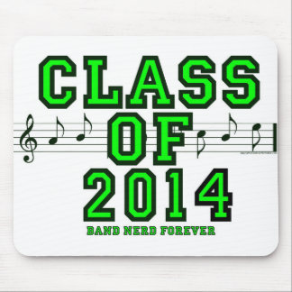 Class Of 2014 Mouse Pad