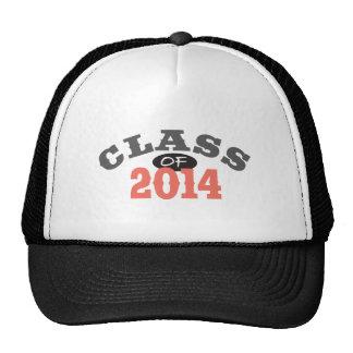 Class Of 2014 Peach Trucker Hat