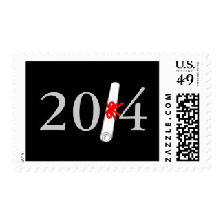 Class of 2014 postage stamps
