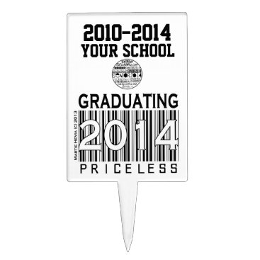 Beach Themed Class of 2014: Priceless | Cake Pick