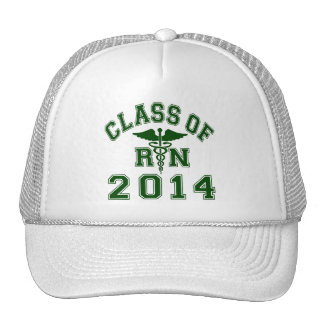 Class Of 2014 RN Hat