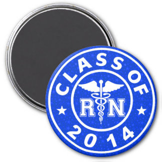 Class Of 2014 RN Magnets
