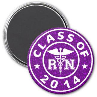 Class Of 2014 RN Magnet