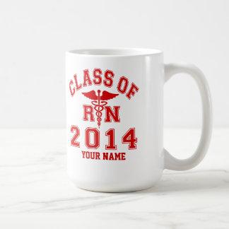 Class Of 2014 RN Mugs