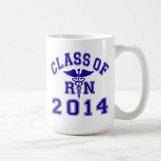 Class Of 2014 RN Mug