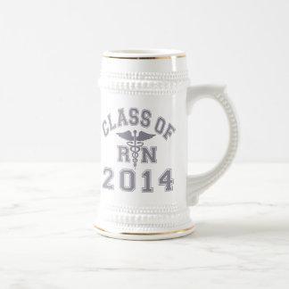 Class Of 2014 RN Coffee Mug