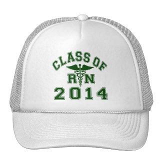 Class Of 2014 RN Trucker Hat