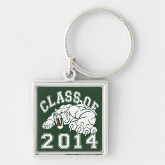 Class Of 2014 Saber-Tooth Tiger Key Chain