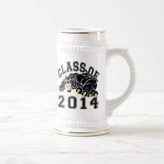Class Of 2014 Saber-Tooth Tiger Coffee Mug